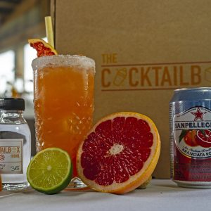 Blood Orange Paloma + Box - Woocommerce