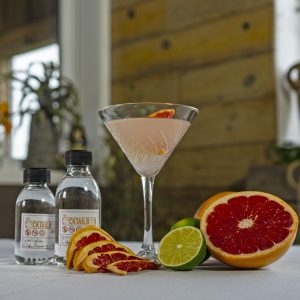 Grapefruit gimlet - Flesjes, fruit & cocktail Woocommerce