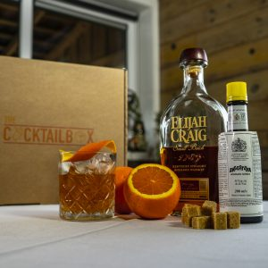 Old fashioned + box